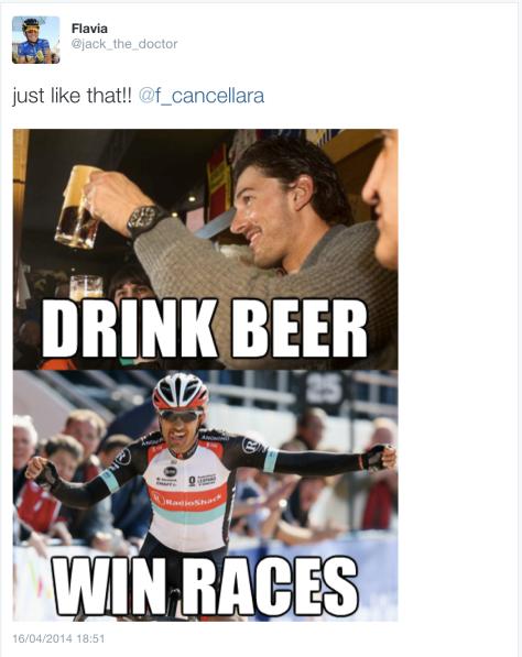 G Fabs beer win