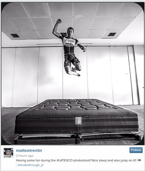 G OPQS mattress bounce