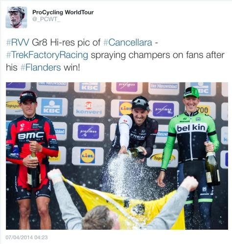 RVV Fabs wins podium