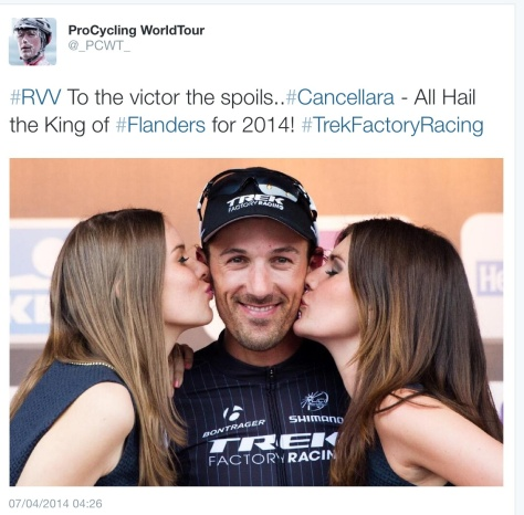 RVV Fabs wins podium 2