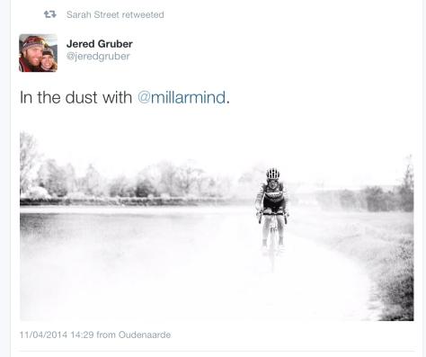 G Gruber dust