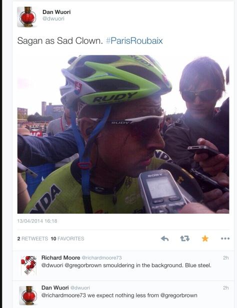 PR After Sagan