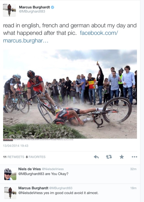 PR during BMC crash