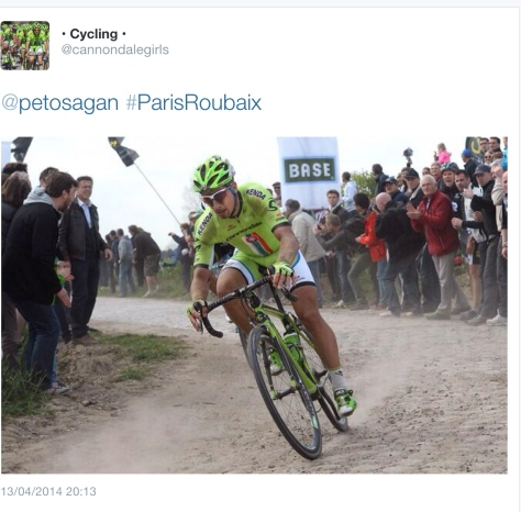 PR during Sagan attack