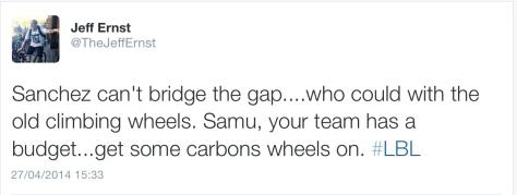 LBL Samu carbons