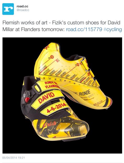 preRVV millar shoes