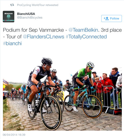 RVV Fabs looking Vanmarcke