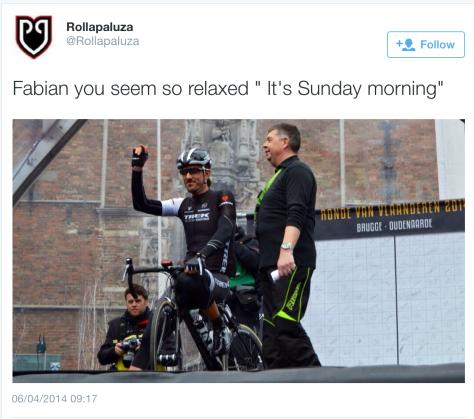 RVV Fabs Sunday morning