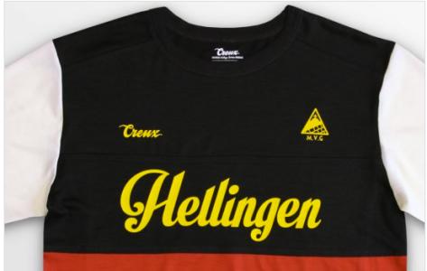Hellingen tee close-up