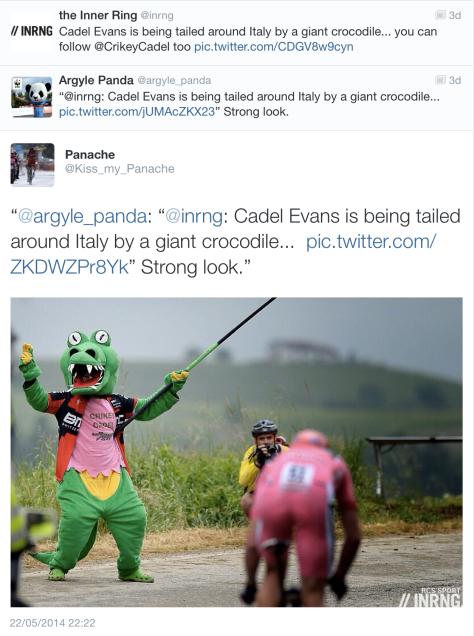 Croc Panda exchange