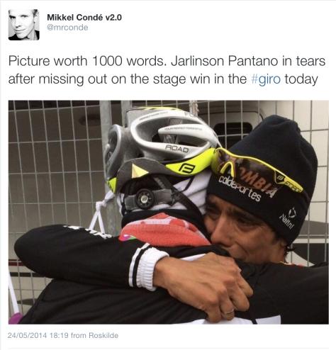Crying Pantano