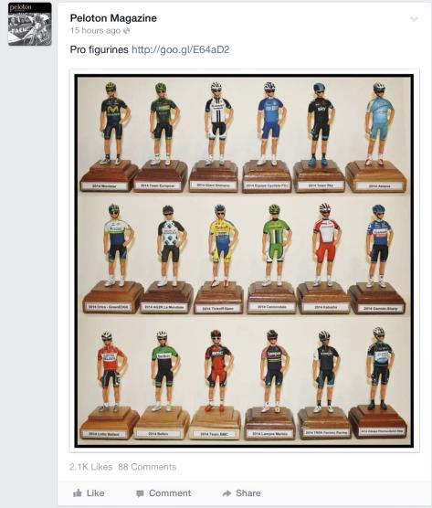 G pro figurines