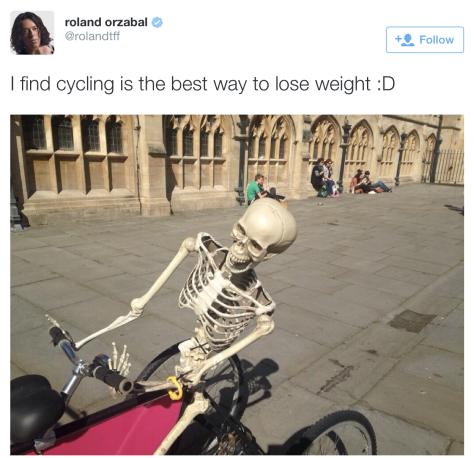 G roland Orzabal skelet