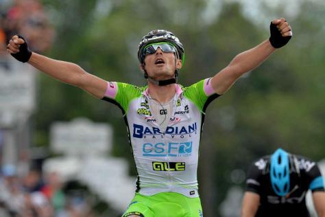 Magnifico! (Image: Giro d'Italia)