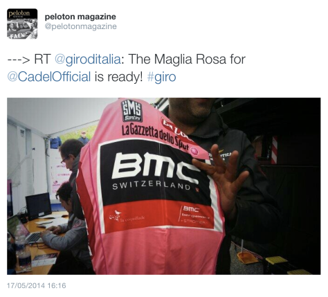 Giro Cadel pink 1
