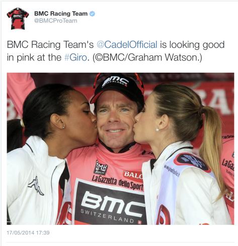 Giro Cadel pink 5