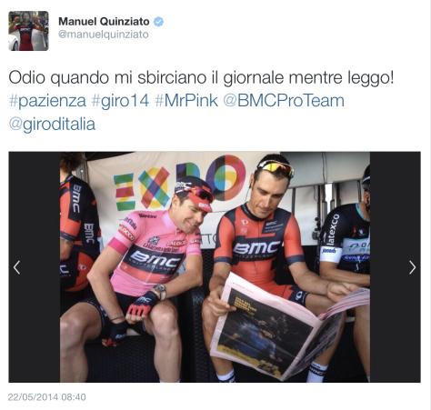 Giro Cadel Quinziato