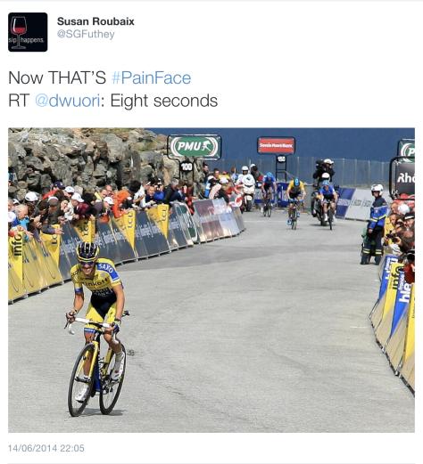 Contador yellow 12