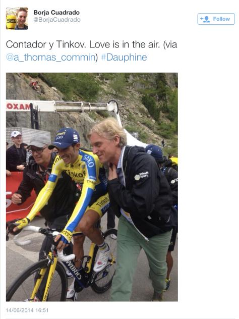 Contador yellow 4