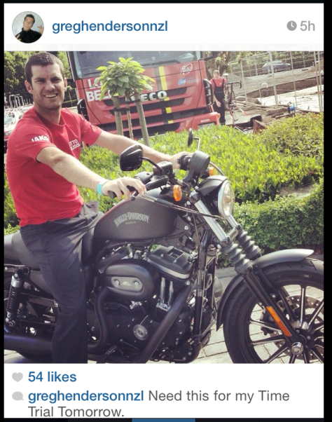 G Henderson motorcycle