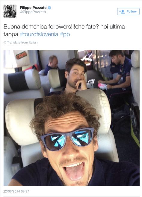 G Pippo selfie