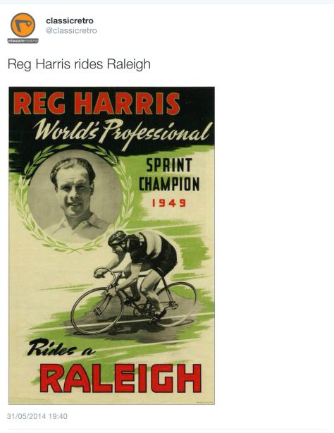 G Raleigh