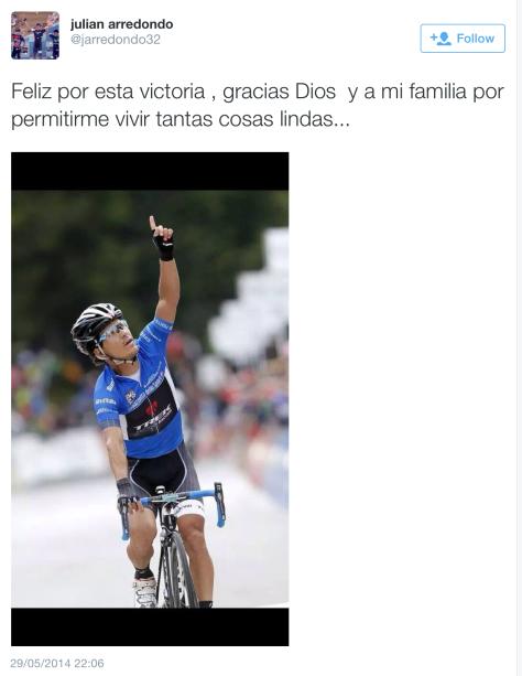 Giro Arredondo 1