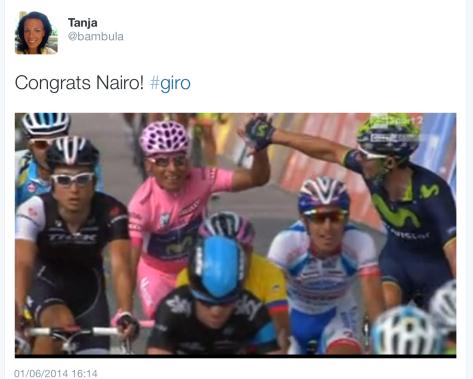 Giro Quintana presentation 3
