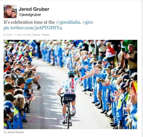 Giro Zoncolan wheelie
