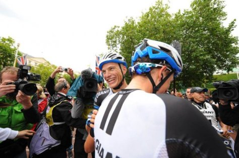 Happy Marcel at end of Stage 3 (Image ASO)