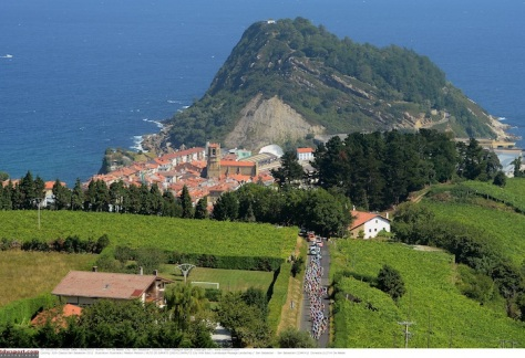 Cycling: 32nd Clasica San Sebastian 2012
