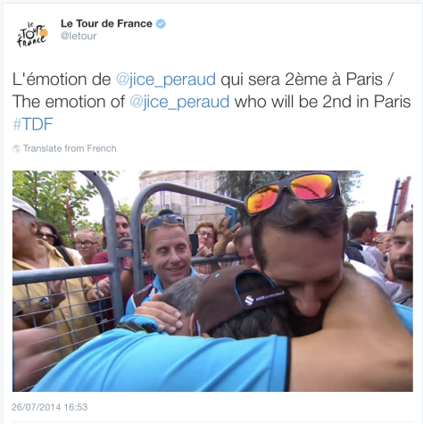 French Peraud cry