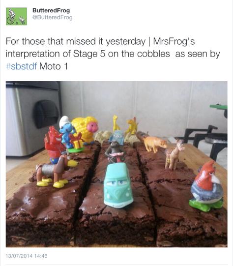 G Mrs Frog Cake 2