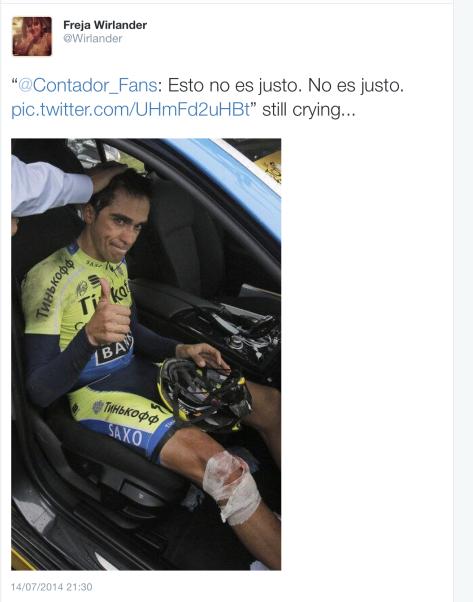 St 10 Contador car