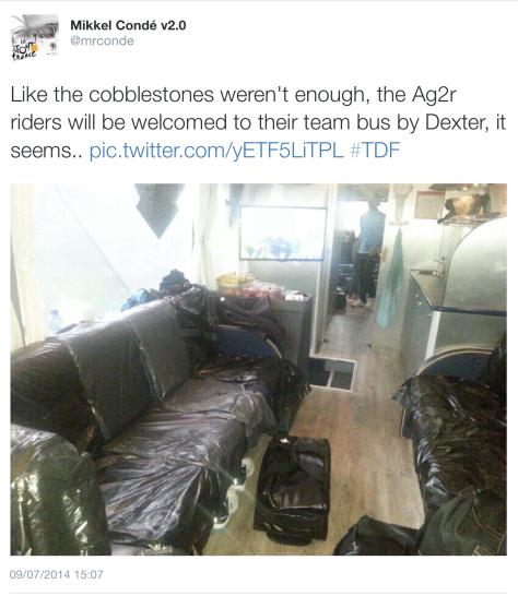 St 5 Dexter bus