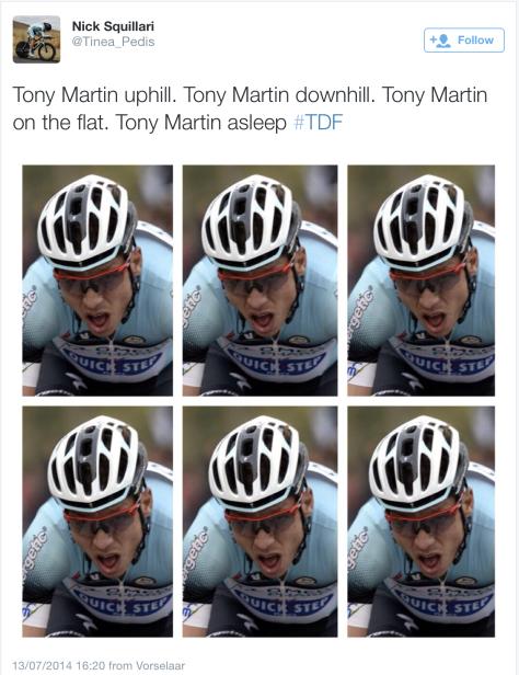 St 9 Martin faces