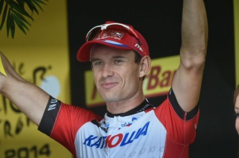 Alexander Kristoff is the man of the moment (Image: Presse Sports/B Papon)