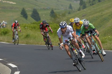 Pinot laid to rest his descending nightmares of last year (Image: ASO/B Bade)