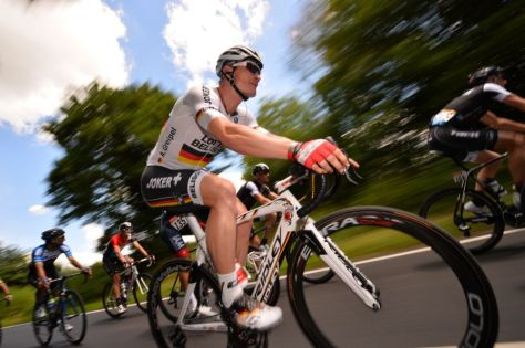 Can Lotto-Belisol aid Greipel's challenge by holding back more in the closing stages? (Image: Presse Sports/B Papon)