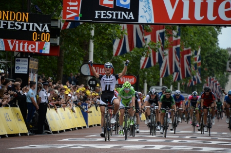 Can anyone prevent this from happening on every sprint stage? (Image: ASO/X Bourgois)