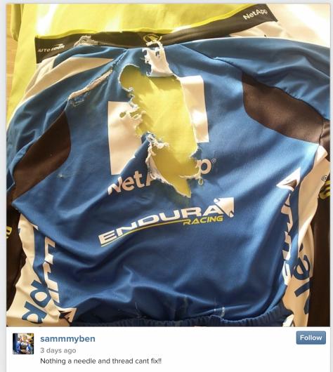 Bennett jersey