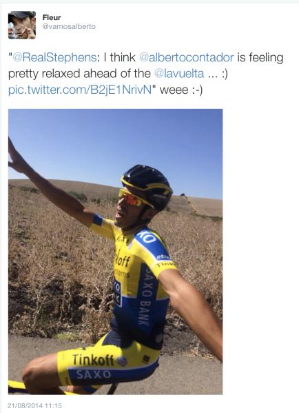 G Contador