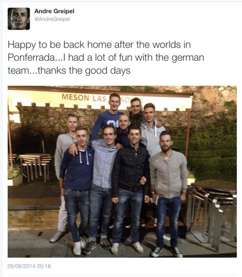 G German worlds