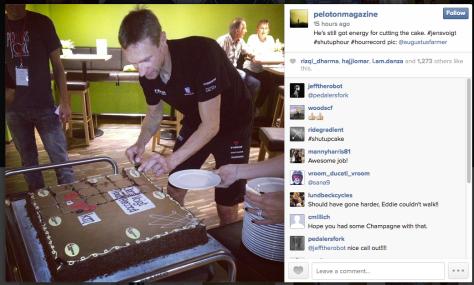 Jens AFTER cake 1