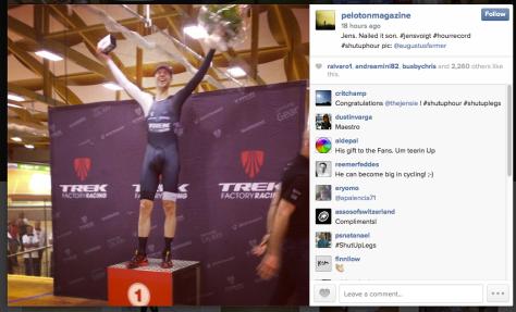 Jens AFTER podium