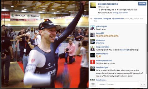 Jens AFTER waving
