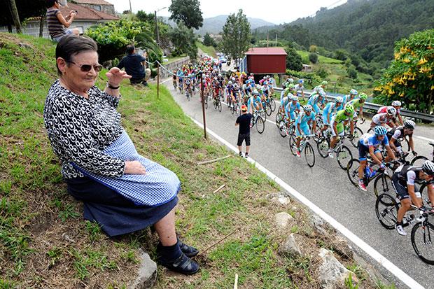 Vuelta 2014 stage 20 spectator Vuelta website