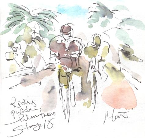 Vuelta a Espana 2014 stage 18