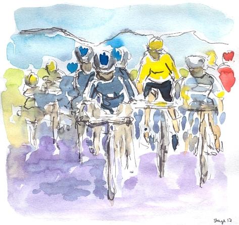 Tour de France 2012 - stage 12