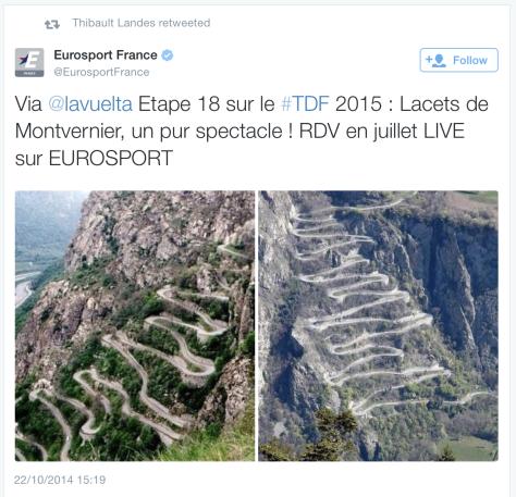TdF Route Montvernier 1